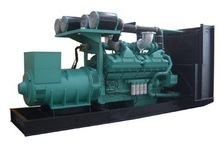 1200kW 1500kVA Imported Engine Diesel Generator Container type