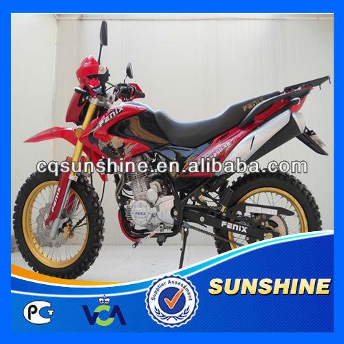 SX250GY-9A Zongshen Engine 150CC Dirt Bike Racing Motorcycle