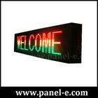 P10mm program via software display Arabic,hebrew led display panel, led moving message signs
