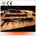 Utilizados tubos e maleabilidade para grandes salas de banquetes com cortina de tecido, casamento de tubulação e maleabilidade