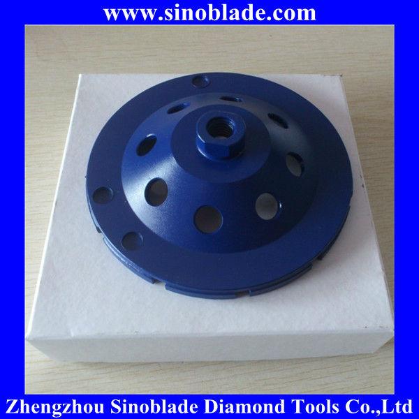 Concrete and Marble Floor Grinding Metal bond diamond grinding wheel