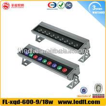 9w 18w high power rgb led wall lamp no wiring