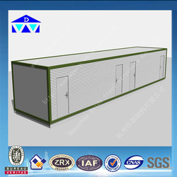 High Quality Prefabricated Office 40FT SHIPPING Container Home For Rent