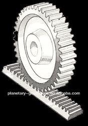 Auto hydraulic Power Streeing Rack/Steering Gear For TOYOTA HIACE VAN 3Y/4Y OEM NO:45510-26050