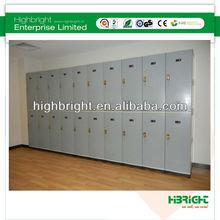 2 tier plastic locker