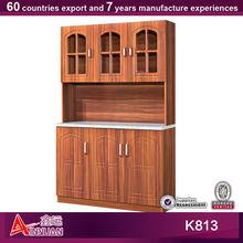 MDF cheap kitchen cabinet door decorations