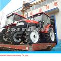 3- punto de cubo para el tractor 60hp 4x4