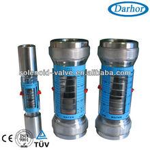 EV plug-in type flow meter polysulfone