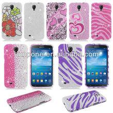 Full Diamond Bling Design Hard Case Phone Cover for Samsung Galaxy Mega 6.3 i9200