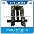 De nylon impermeable y ce/ccs/solas aprobado modelo chaquetas deportivas para los adultos y los niños