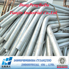 Galvanized Greenhouse Construction/Frame Steel Pipes/Tubes