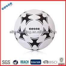 Cheap plastic footballs laminated or machine stitched football