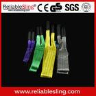 lifting slings webbing sling lifting strap lifting belt rigging safety factor
