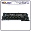 حار بيع تركيا laguage الأسود لوحات المفاتيح لوحات المفاتيح بدائل g550 لينوفو الدفتري