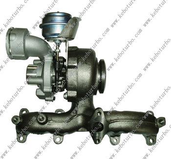 GT1646V 751851-0003 751851-0001 /2 03G253014F 038253016K Turbocharger Seat Altea Leon Skoda Octavia Superb VW Golf Jetta 1.9 TDI