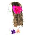 De moda artesanías/pluma cabeza flores/corsage para el vestido