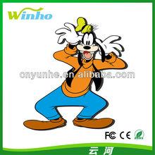 Cartoon 3D Pvc Fridge Magnet