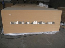 E1,E2 1830x3660mm size 2-25mm thickness Plain/Raw MDF Board