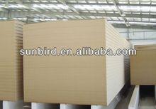 E1,E2 1830x3660mm size 2-25mm thickness Plain/Raw MDF Board for furniture