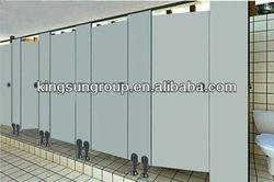 compact laminate wooden toilet partition