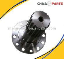 XGMA loader parts XG918,transmission direct gear shaft,advance gearbox inner gear,CHANGLIN,SHANTUI,direct gear shaft 403502