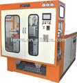 Solo 2l extrustion estación de moldeo por soplado de la máquina, utiliza el golpe de plástico máquinas de moldeo por