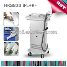 Bipolar IPL RF E-light for Hair Removal