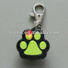 LED dog pendants