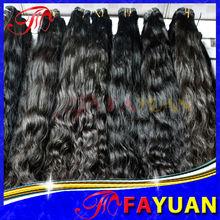 Wholesale 100% human hair braiding natural wave unprocessed cheap virgin malaysian hair