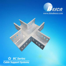 GI galvanized Cross cable trunking (UL,CE,SGS)