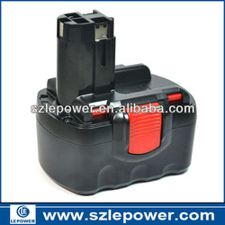 Factory price 12V Ni-MH cordless drill Battery for Bosch 2 607 335 262 GLI 12V GSB 12 VE-2
