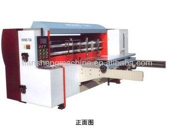 NC-Auto Rotary Die-cutting Machine (Lead Edge Feeding)