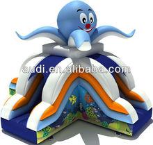 Inflatable Octopus Slide 2013(animal slide)