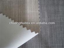 100% light proof fire retardant 4 pass blackout fabric for curtain