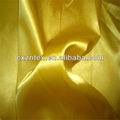 amarelo stretch cetim tecido