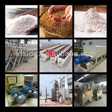 Advanced wheat starch production line cassava starch making machine|tapioca starch making machine in plant