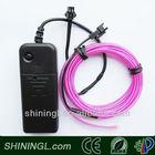 el flashing wire