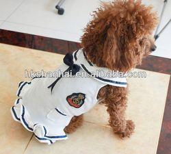 warm but fashion pet clothing dog clothes
