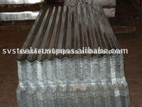 36 gauge galvanized corrugated steel sheet