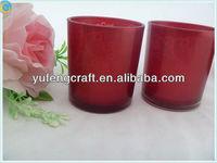 alabaster candle holder, glass candelabra,