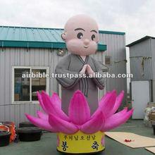 Boy monk Inflatable Cartoon Inflatable