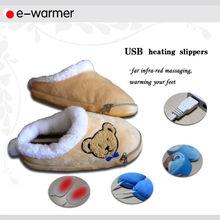 elettrico pantofole scaldapiedi f2505