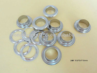 24# metal decorative garment grommet