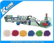 EVA/TPR/PVC compound machine line