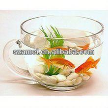 hot sale small goldfish bowl aquarium meters