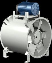 vacuum nitrogen furnace(furnace fan)