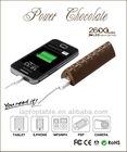 2600mah battery pack power bank