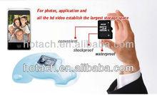 Wholesale Logo printing memory Card 64GB micro sd for MP4/MP3