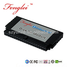 44PIN IDE PATA Vertical female 2channels SLC 16GB DOM Disk on Module