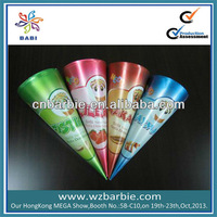 art paper ice cream cone for sale